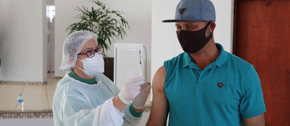 Holambrenses a partir de 30 anos podem agendar vacina