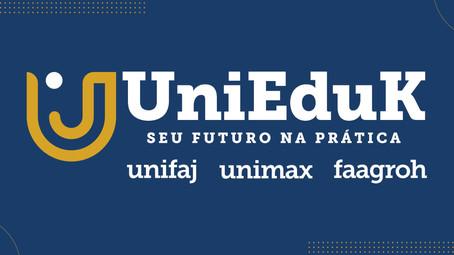Grupo UniEduK desenvolve projeto voluntário para captação de vagas