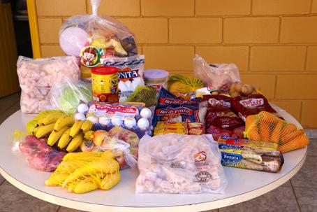 Prefeitura entrega kits de alimentação escolar e ovos de Páscoa amanhã, dia 25