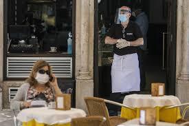 Setor de restaurantes e similares tem retomada gradual