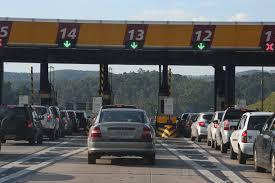 Pedágio Jaguariúna registrou grande movimentação de veículos no feriado prolongado