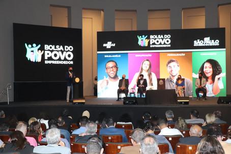 Prefeito participa de lançamento do Programa Bolsa Empreendedor do Governo do Estado
