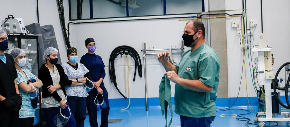 Os desafios na formação de novos profissionais da veterinária