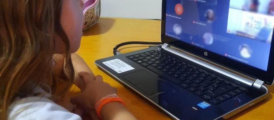 Professores  sugerem atividades educativas sem o uso  do computador