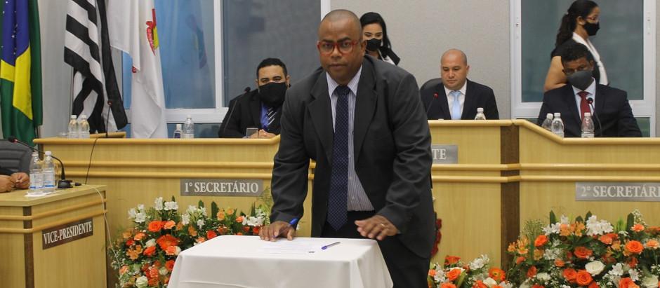 Por unanimidade, Serjão é eleito presidente da Câmara
