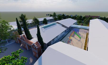 Prefeito inicia processo para construção da primeira escola do bairro Imigrantes