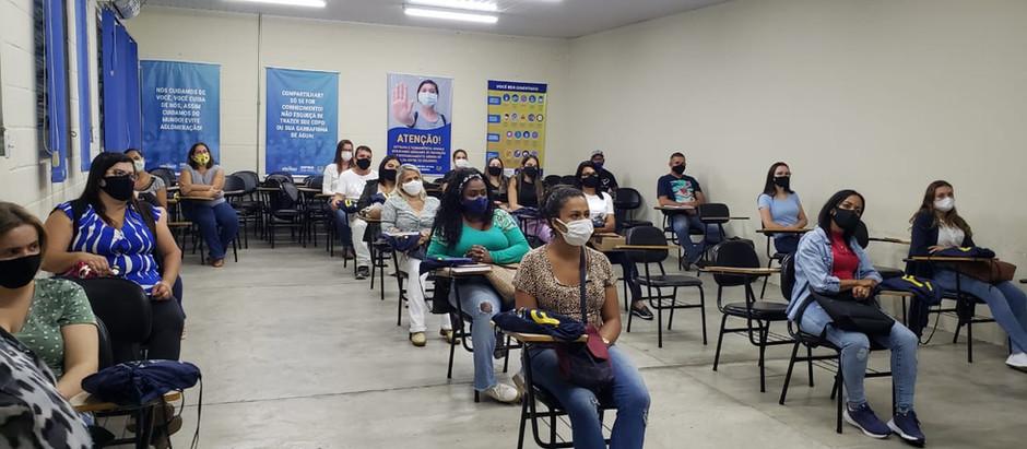 Grupo UniEduK inicia Curso Técnico em Enfermagem em Jaguariúna