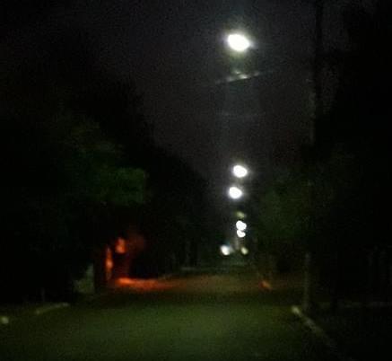 Moradores pedem melhor iluminação em alguns bairros