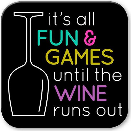 Coaster, Fun and Games