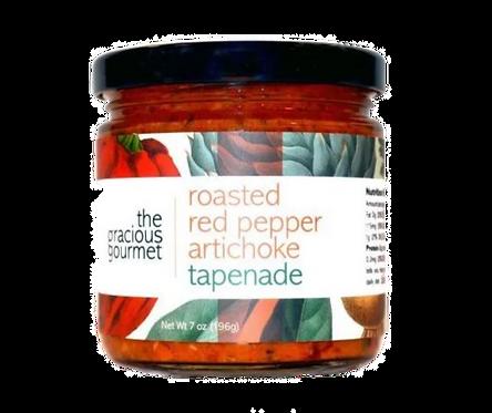 Tapenade, Roasted Red Pepper Artichoke