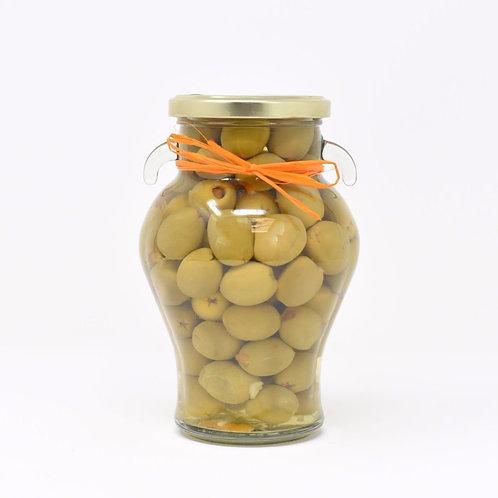 Garlic & Chili Stuffed Olives