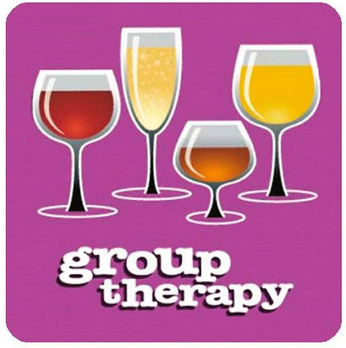 Coaster, Group Therapy