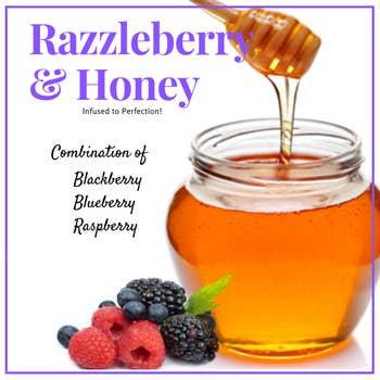 Razzleberry Honey
