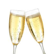 champagne cheers vinegar