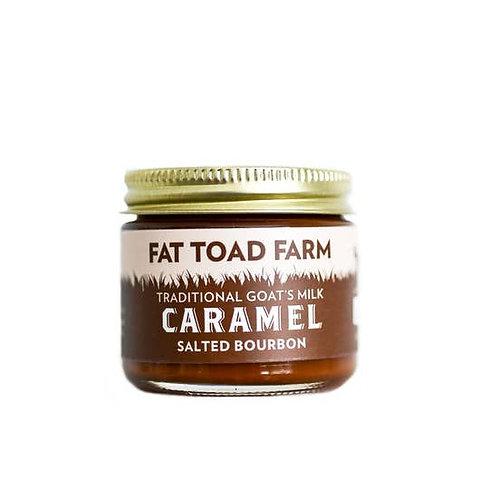Goat's Milk Caramel, Salted Bourbon