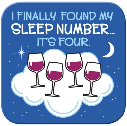 Coaster, Sleep Number