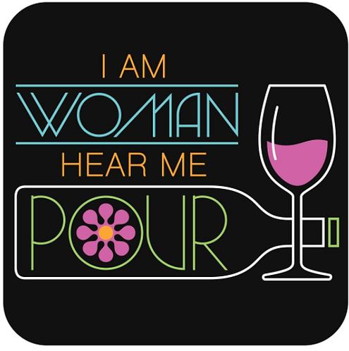Coaster, I Am Woman