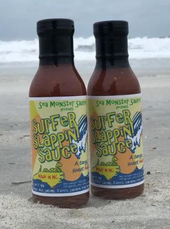 Surfer Slappin! Sauce