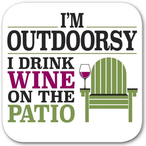 Coaster, Outdoorsy