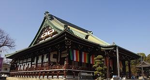 七彩工房の自主制作作品「神社仏閣」