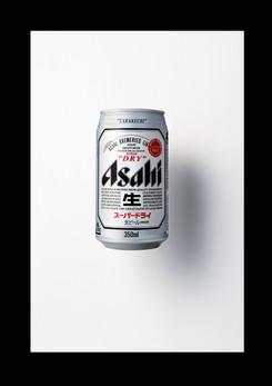ビールの製品撮影_東京スタジオ