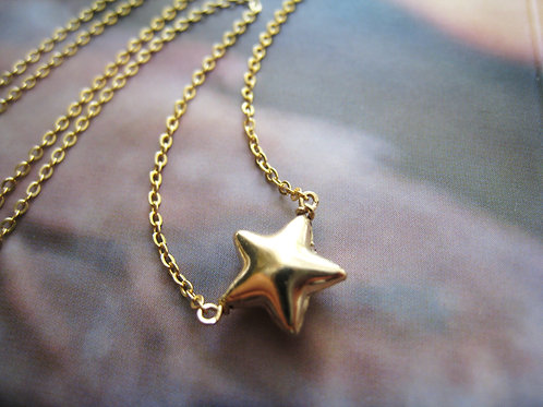 Star Necklace S