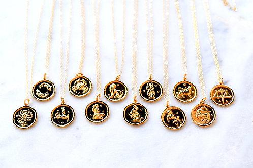 Zodiac Symbols Necklace
