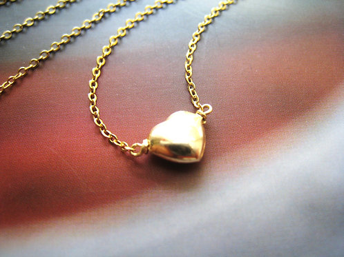 Heart Necklace S