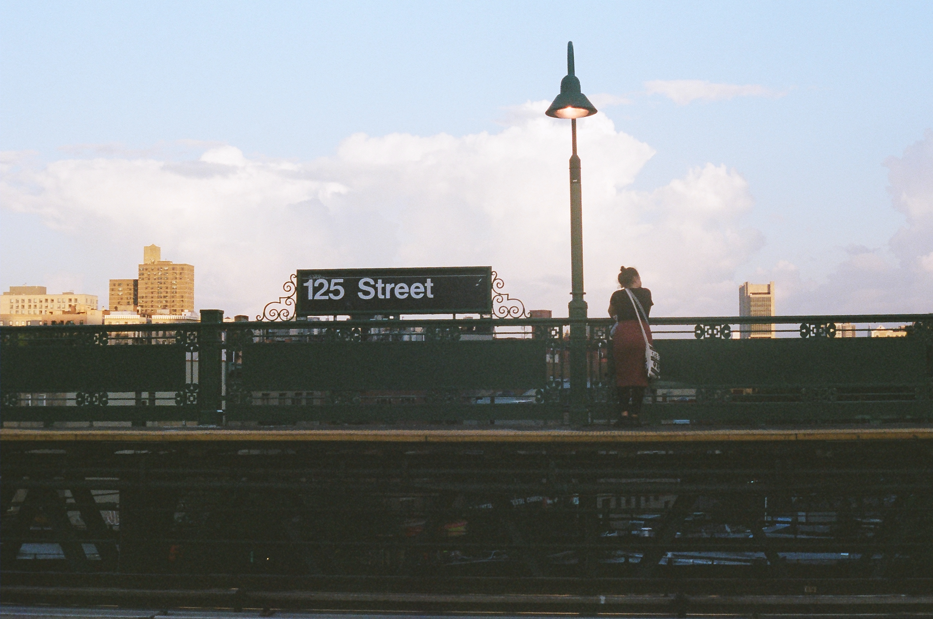 125th Station, NYC