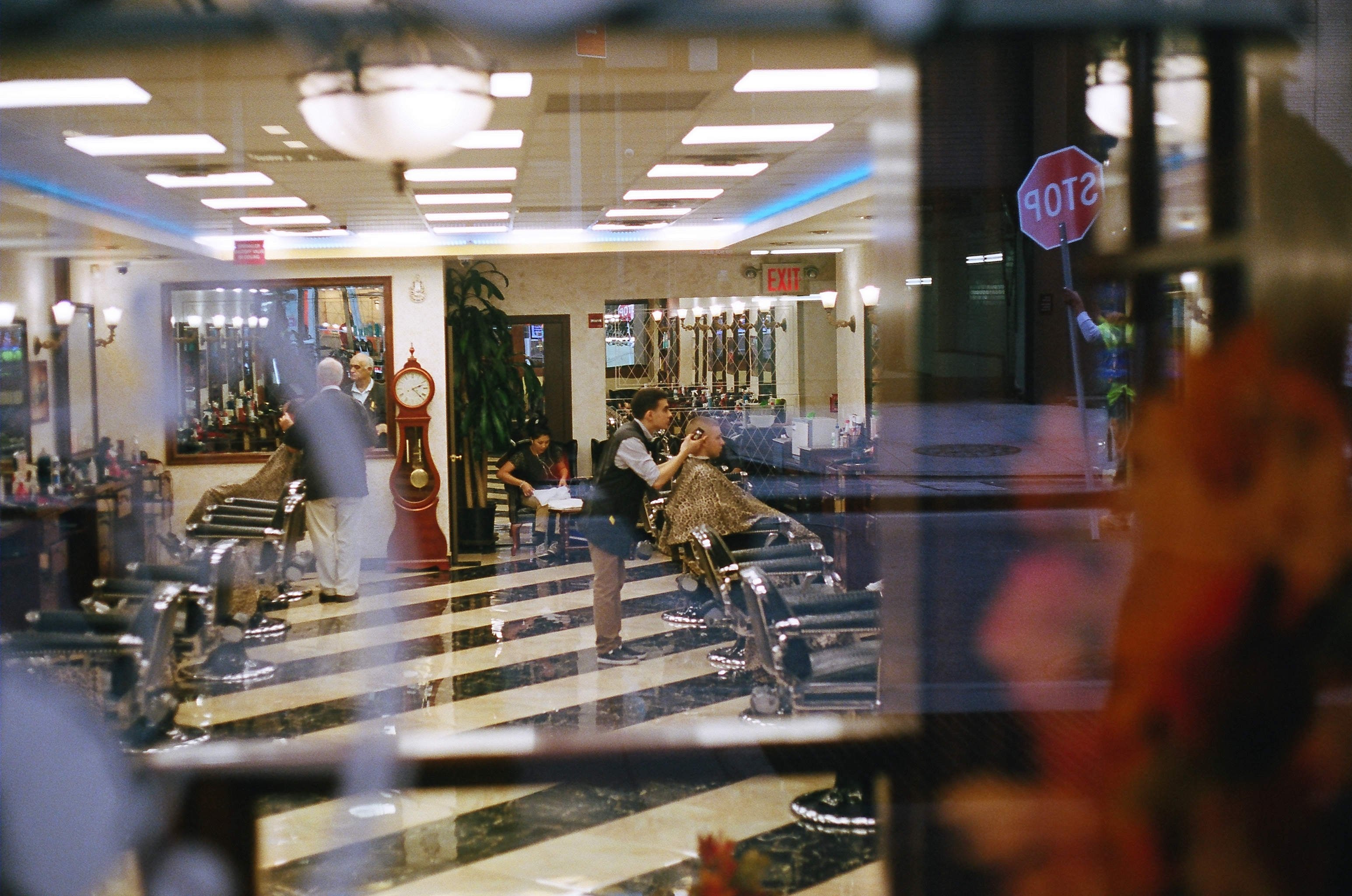Barber Shop, NYC