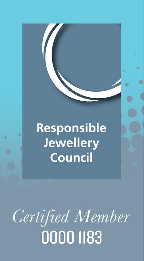 RJC Certification Logo EU - Pushpam BVBA