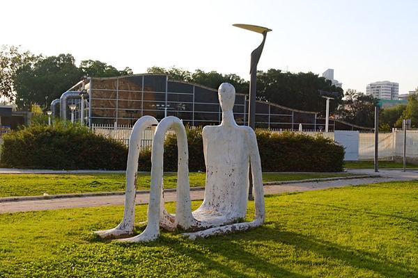 Qiryat Gat sculpture