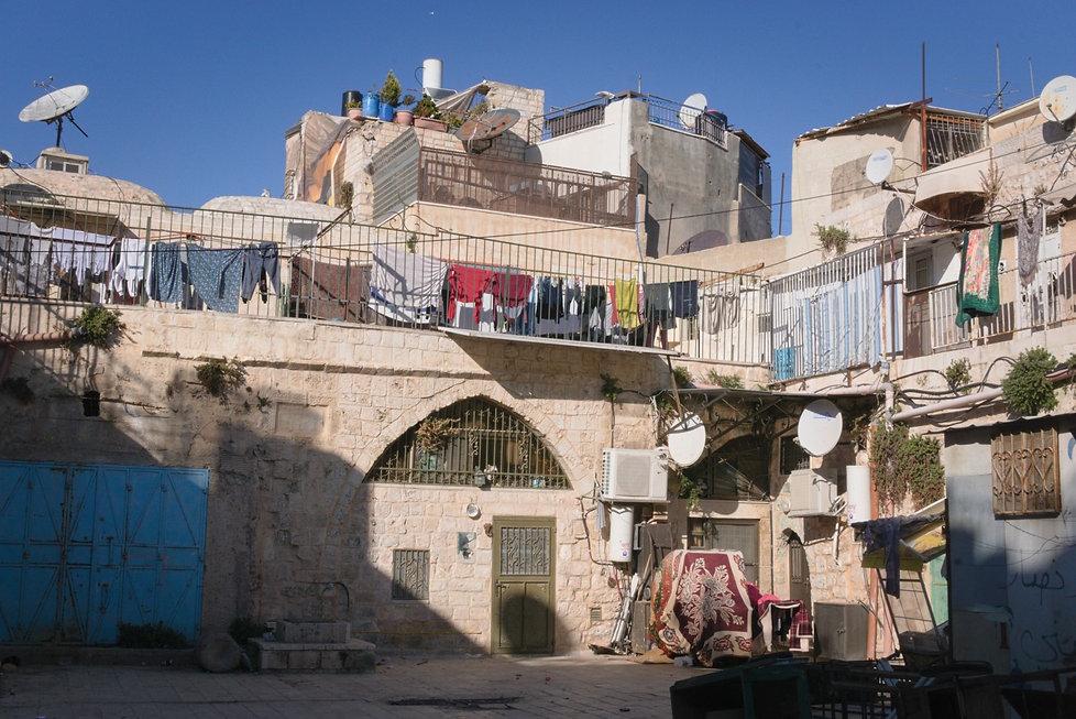 Jerusalem Old City neighborhood
