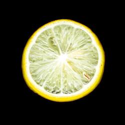 lemon black
