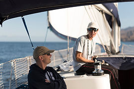 sailing trips private charter all inclusive canary island sailing