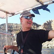 Marek owner sailing canary karolka Yacht Charter