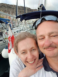 sailing canary islands Karolka Yacht Charter owners all inclusive trips
