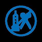 Icon of syringe and scissors
