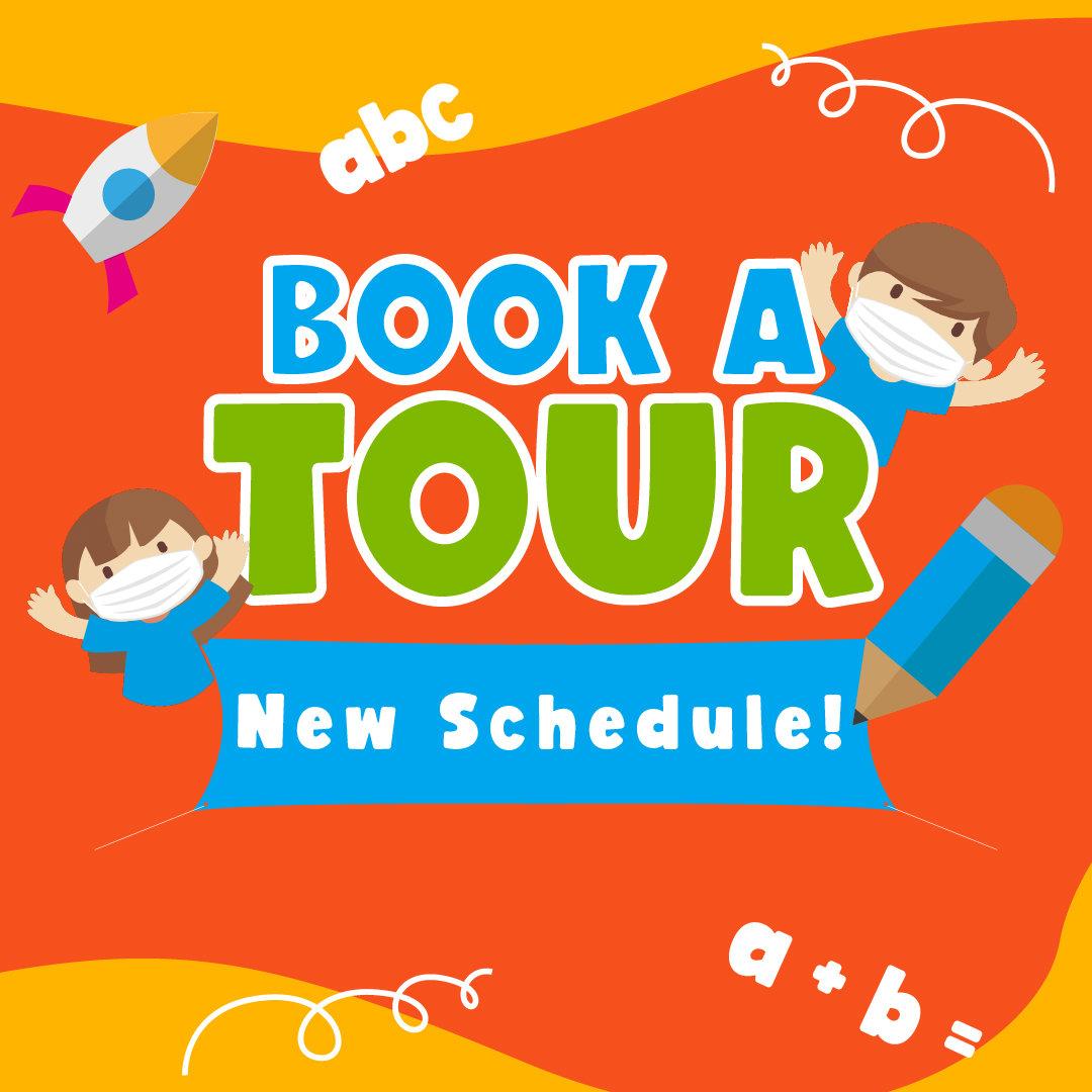 School Tour in English