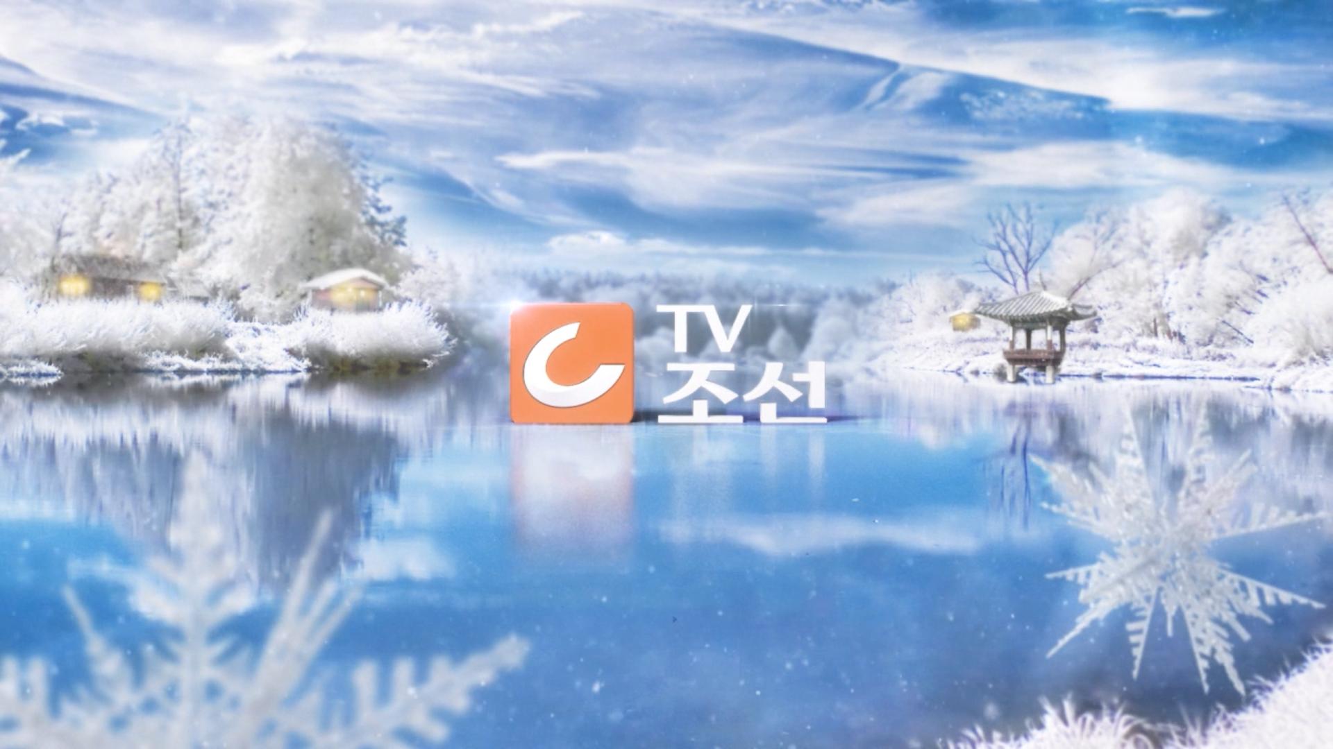 티비조선 겨울 아이디