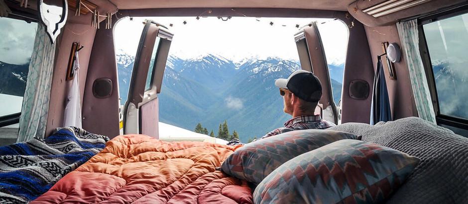 Kinda Livin' The Van Life