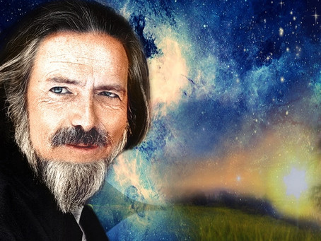 Kinda Mystical Guru...  Alan Watts