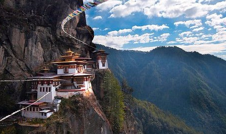 Kinda Learned 10 New Things About  Bhutan