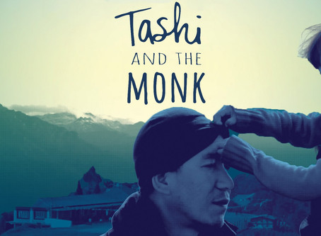 Kinda Inspired By Tashi & The Monk