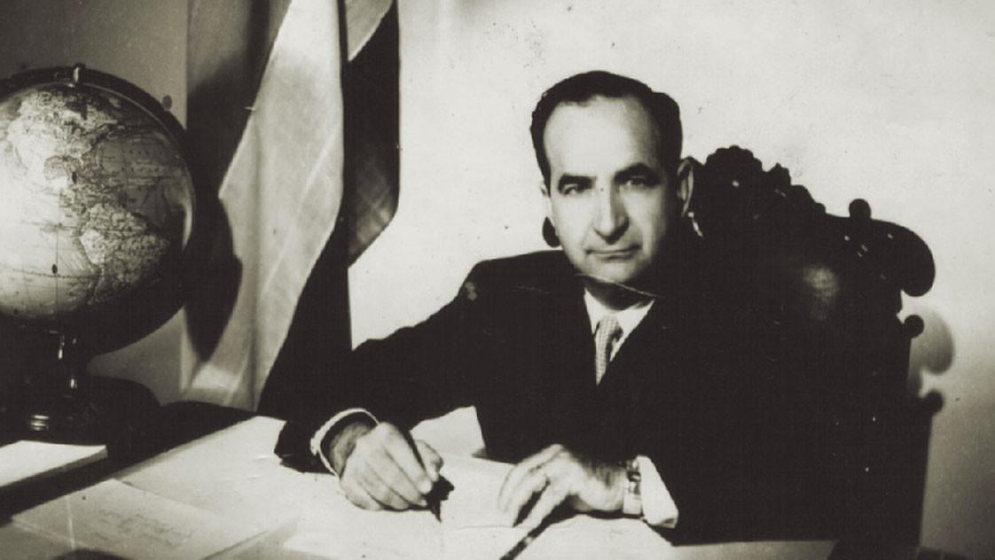 Fig. 3: José Figueres Ferrer (1906-1990)