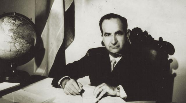 Abb. 3: José Figueres Ferrere (1906-1990)
