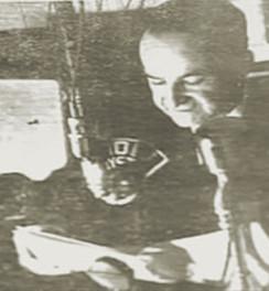 Abb. 12: José Figueres Ferrere bei seiner Radioansprache am 8.7.1942
