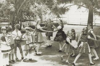 Abb. 12: Schulfest an der Humboldt-Schule im Jahr 1960
