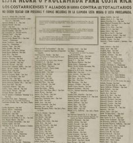 Abb. 6: Veröffentlichung der Schwarzen Liste