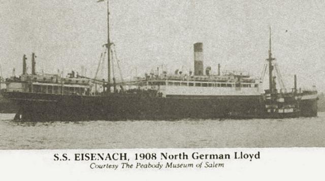 """Abb. 1: Die """"Eisenach"""""""
